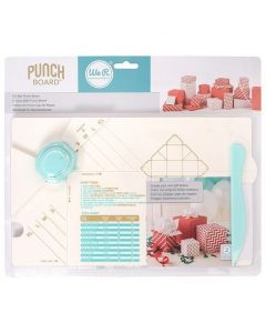 product view of Gift Box Punch Board - We R