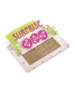 Sizzix Gift Card Holder Slider Card