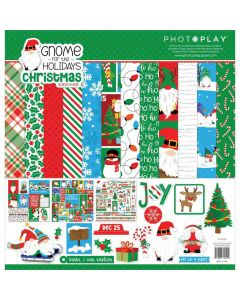 Gnome for Christmas Collection Pack - PhotoPlay*