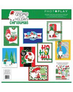 Gnome for Christmas Card Kit - PhotoPlay
