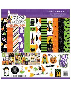 Gnome for Halloween Collection Pack - PhotoPlay*