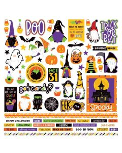 Gnome for Halloween Element Stickers - PhotoPlay*