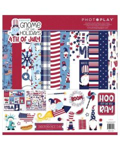 Gnome for July 4th Collection Pack - PhotoPlay*