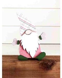 Wooden Gnome - Foundations Decor*