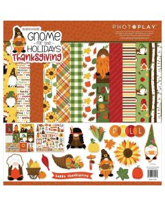 Gnome for Thanksgiving Collection Pack - PhotoPlay*