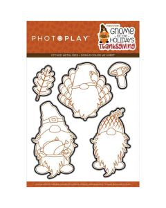 Gnome for Thanksgiving Dies - PhotoPlay*