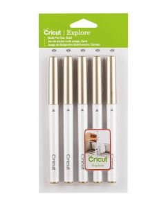 Cricut Explore Gold Pen Set