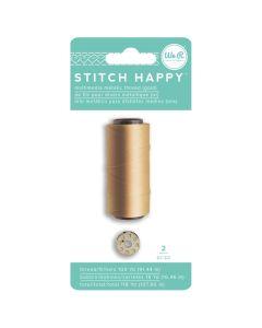Gold Stitch Happy thread package