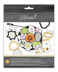 Sweet Sugarbelle Halloween Cookie cutters