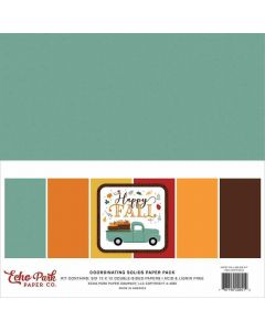 Happy Fall Solids Kit - Echo Park
