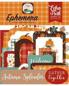 Happy Fall Ephemera - Echo Park