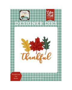 Thankful Leaf Trio Dies - Happy Fall - Echo Park