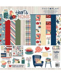 Heart & Home Collection Pack - PhotoPlay