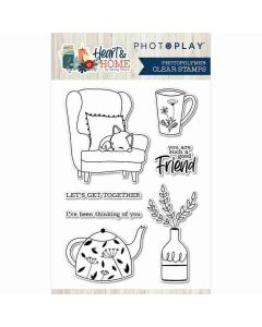 Heart & Home Stamps - PhotoPlay