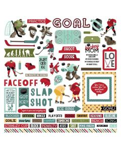 The Hockey Life Element Stickers - PhotoPlay*
