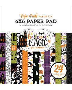 "Halloween Magic 6"" x 6"" Paper Pad - Echo Park"