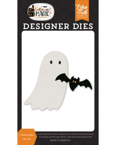 Ghost & Bat Dies - Halloween Magic - Echo Park