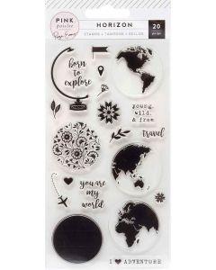 Horizon Stamp Set