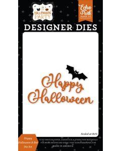 Happy Halloween & Bat Dies - Halloween Party - Echo Park