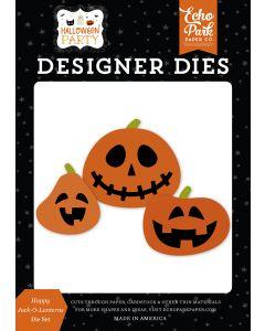 Happy Jack-O-Lanterns Dies - Halloween Party - Echo Park
