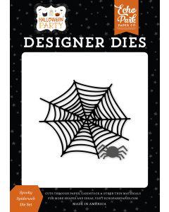 Spooky Spiderweb Dies - Halloween Party - Echo Park