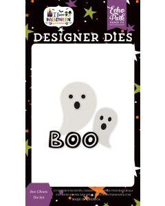 Boo Ghosts Dies - I Love Halloween - Echo Park