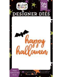 Happy Halloween Bat Dies - I Love Halloween - Echo Park