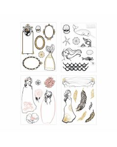 COLORIST STICKERS ARTOMOLOGY COLLECTION BY JANE DAVENPORT