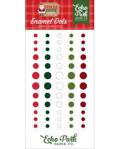 Jingle All The Way Enamel Dots - Echo Park