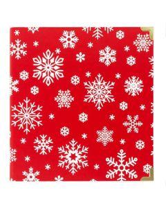 "Snowflake 6"" x 8"" Album - Jingle All The Way - Echo Park"