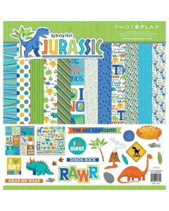 PhotoPlay Jurassic Scrapbook Collection