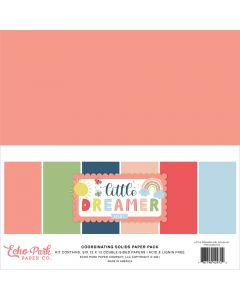 Little Dreamer Girl Solids Kit - Echo Park*