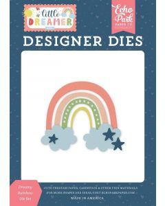 Dreamy Rainbow Die - Little Dreamer Girl - Echo Park*