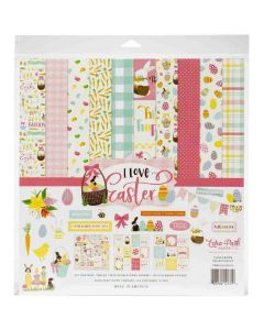 I Love Easter Collection Kit - Echo Park