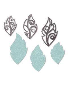 Leaf Charms Jewelry die set