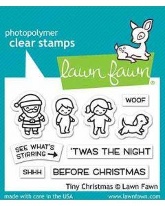 Tiny Christmas Clear Stamps - Lawn Fawn