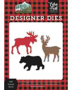Wild Animals Dies - Let's Go Camping - Echo Park