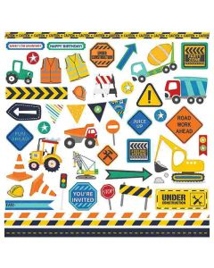 Little Builder Element Stickers - PhotoPlay*