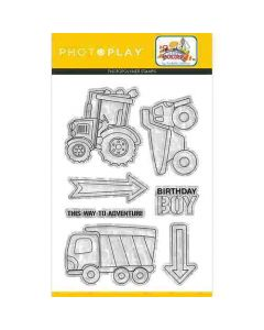 Little Builder Stamps - PhotoPlay*