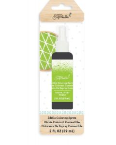 Sweet Sugarbelle Lime Green Food spray