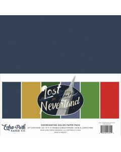 Lost in Neverland Solids Kit - Echo Park