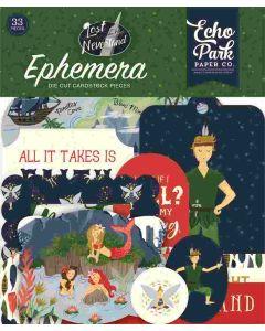 Lost in Neverland Ephemera - Echo Park