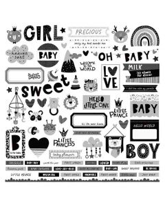 Little One Element Stickers - PhotoPlay