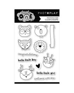 Animal Stamps - Little One - PhotoPlay