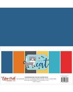 I Love My Cat Solids Kit - Echo Park