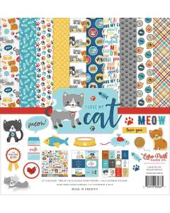 I Love My Cat Collection Kit - Echo Park