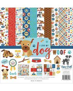 I Love My Dog Collection Kit - Echo Park