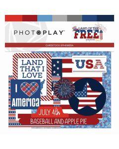 Land of the Free Ephemera - Becky Fleck - PhotoPlay