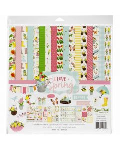 I Love Spring Collection Kit - Echo Park
