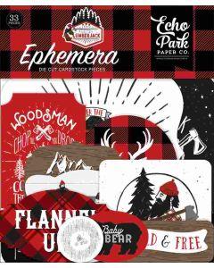 Let's Lumberjack Ephemera - Echo Park